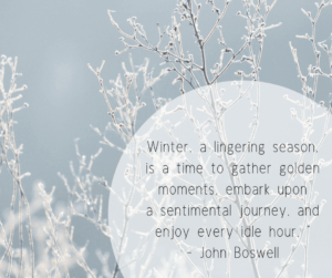 Winter Solstice Quotation by John Boswell