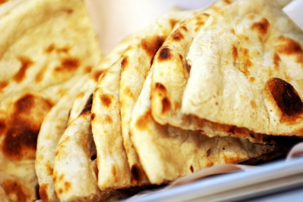 Cafe Lotus - It's Summer Time - Naan